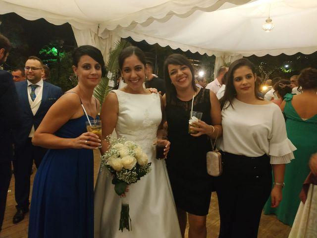 La boda de Marina y Jorge en Alora, Málaga 1