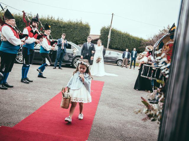 La boda de Javier y Lucia en Oviedo, Asturias 39