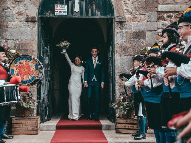 La boda de Javier y Lucia en Oviedo, Asturias 62