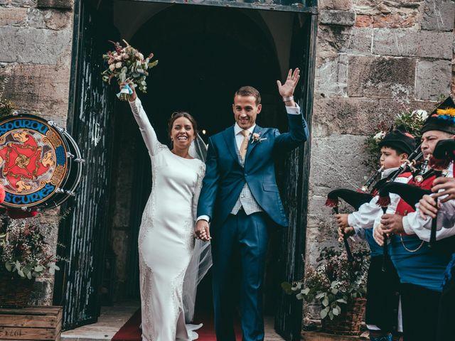 La boda de Javier y Lucia en Oviedo, Asturias 63