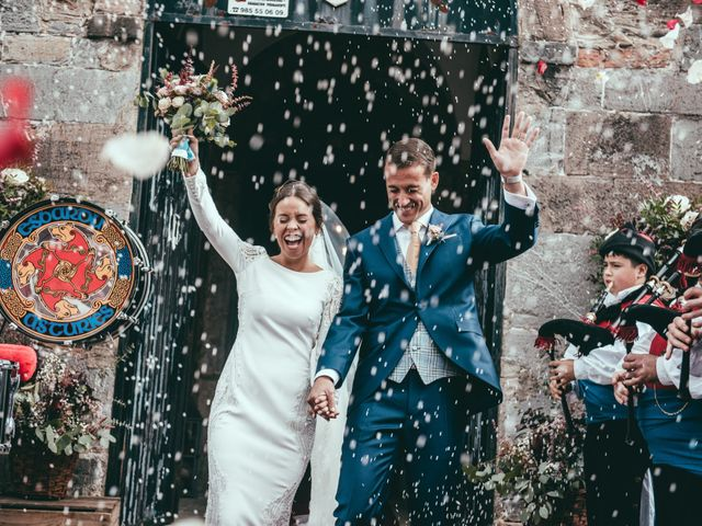 La boda de Javier y Lucia en Oviedo, Asturias 64