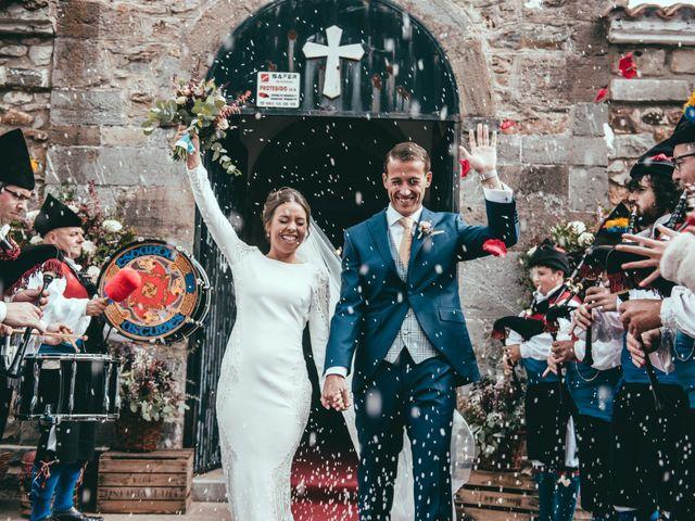 La boda de Javier y Lucia en Oviedo, Asturias 65