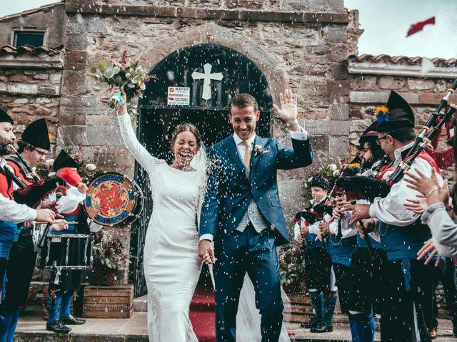 La boda de Javier y Lucia en Oviedo, Asturias 66