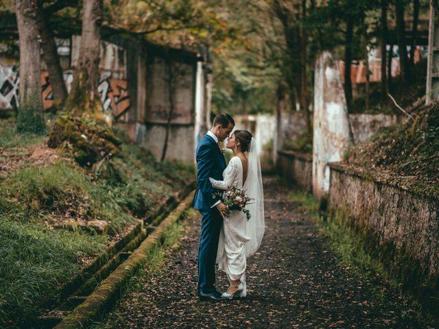 La boda de Javier y Lucia en Oviedo, Asturias 81