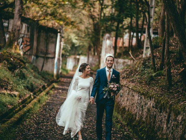La boda de Javier y Lucia en Oviedo, Asturias 82