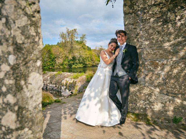 La boda de Alba y Tito