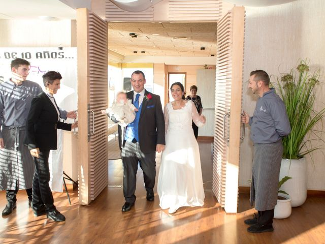 La boda de Jesús y Gema en Valencia, Valencia 7