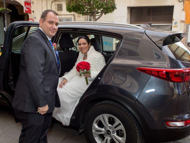 La boda de Jesús y Gema en Valencia, Valencia 17