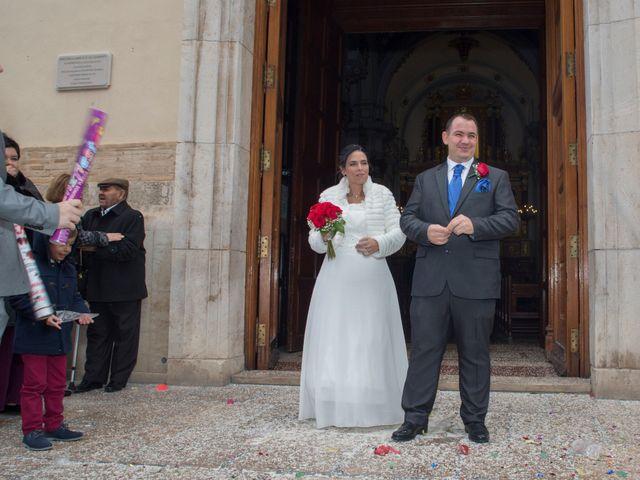 La boda de Jesús y Gema en Valencia, Valencia 18