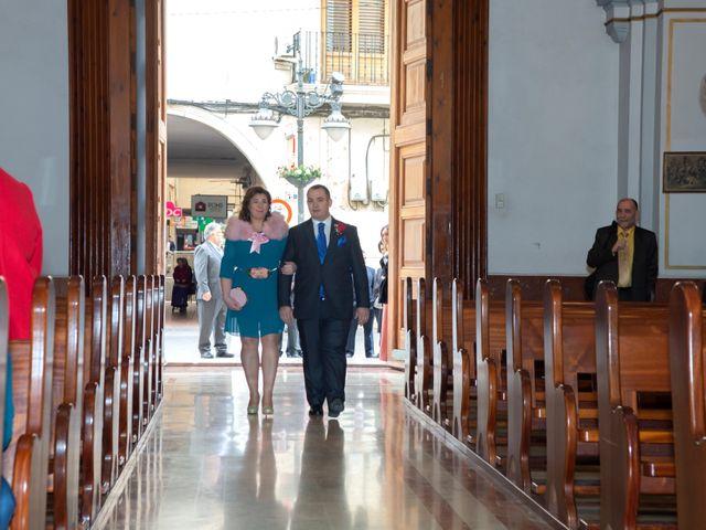 La boda de Jesús y Gema en Valencia, Valencia 19