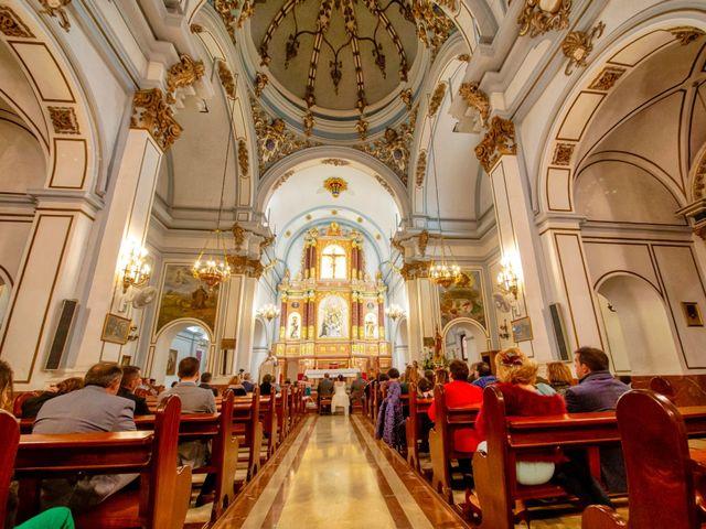 La boda de Jesús y Gema en Valencia, Valencia 39