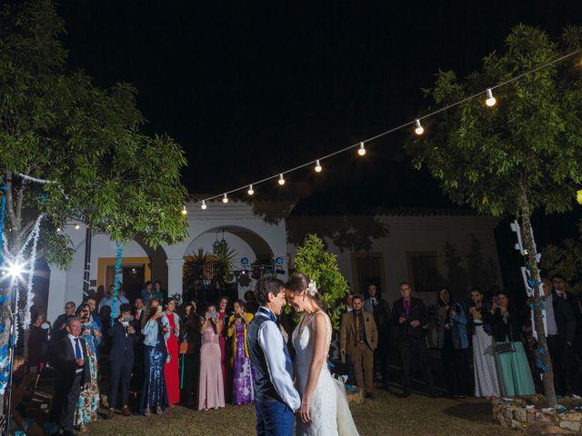 La boda de Miriam y Miguel en Santiago De Alcantara, Cáceres 1