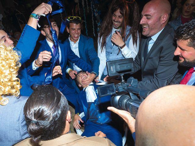 La boda de Miriam y Miguel en Santiago De Alcantara, Cáceres 29