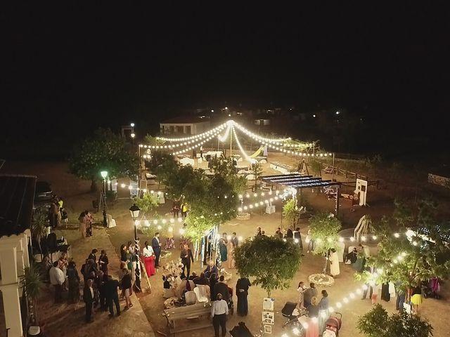 La boda de Miriam y Miguel en Santiago De Alcantara, Cáceres 8