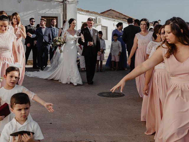 La boda de Pablo y M. José en Badajoz, Badajoz 30