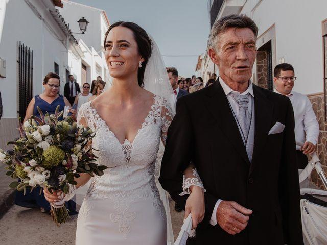 La boda de Pablo y M. José en Badajoz, Badajoz 31