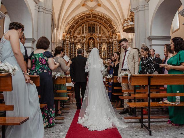 La boda de Pablo y M. José en Badajoz, Badajoz 37