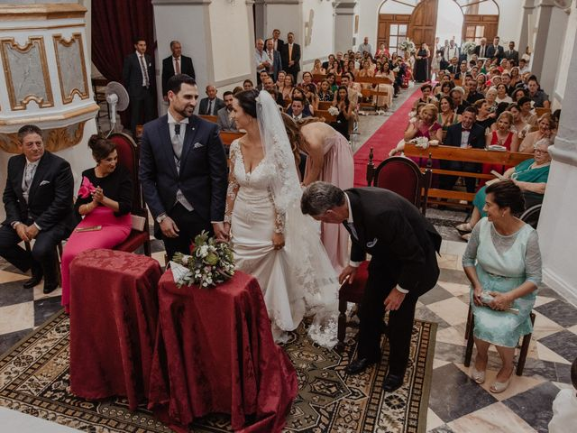 La boda de Pablo y M. José en Badajoz, Badajoz 46