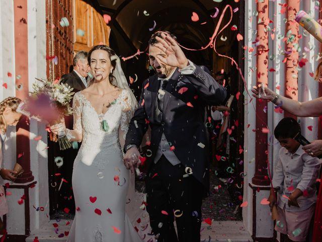 La boda de Pablo y M. José en Badajoz, Badajoz 49