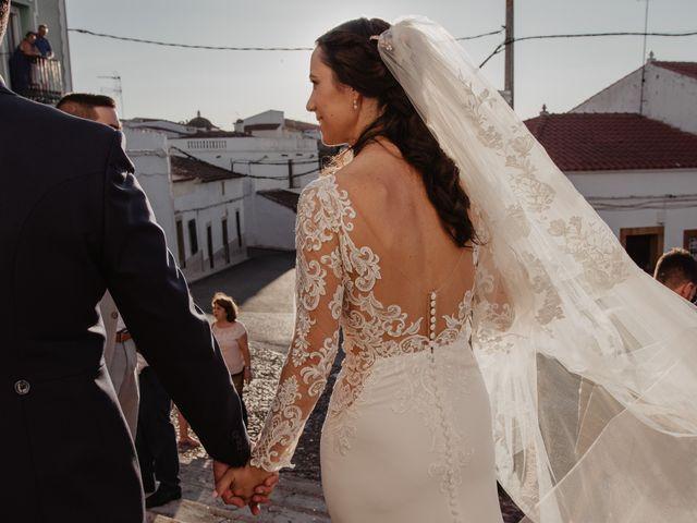 La boda de Pablo y M. José en Badajoz, Badajoz 50