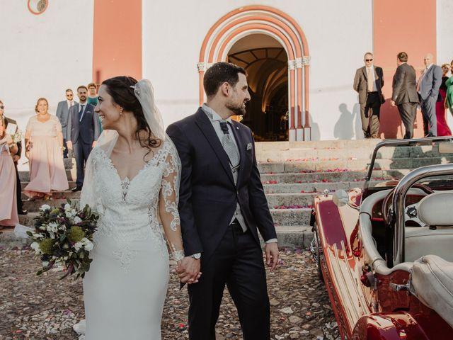 La boda de Pablo y M. José en Badajoz, Badajoz 53