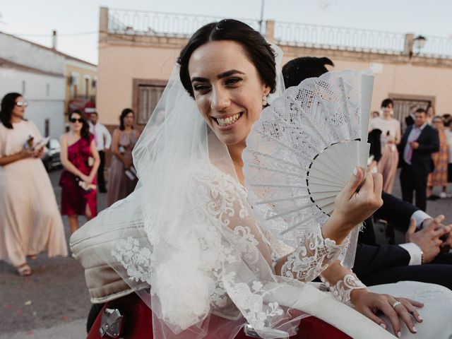 La boda de Pablo y M. José en Badajoz, Badajoz 54
