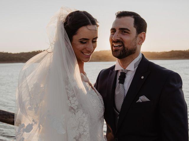 La boda de Pablo y M. José en Badajoz, Badajoz 57