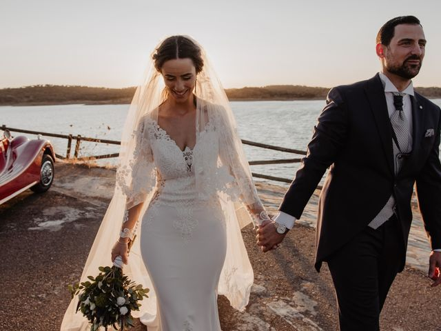 La boda de Pablo y M. José en Badajoz, Badajoz 59