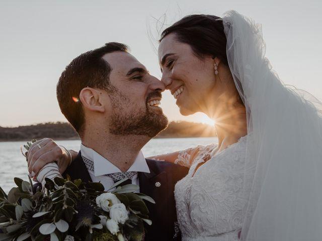 La boda de M. José y Pablo