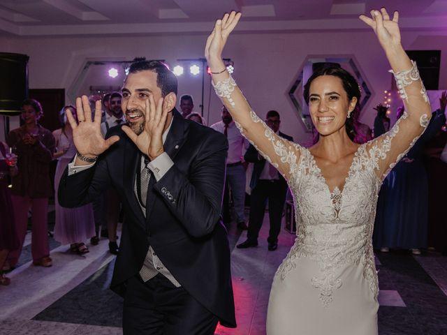 La boda de Pablo y M. José en Badajoz, Badajoz 80