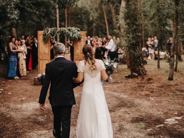 La boda de Albert y Gemma en Muntanyola, Barcelona 20