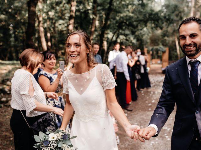 La boda de Albert y Gemma en Muntanyola, Barcelona 1