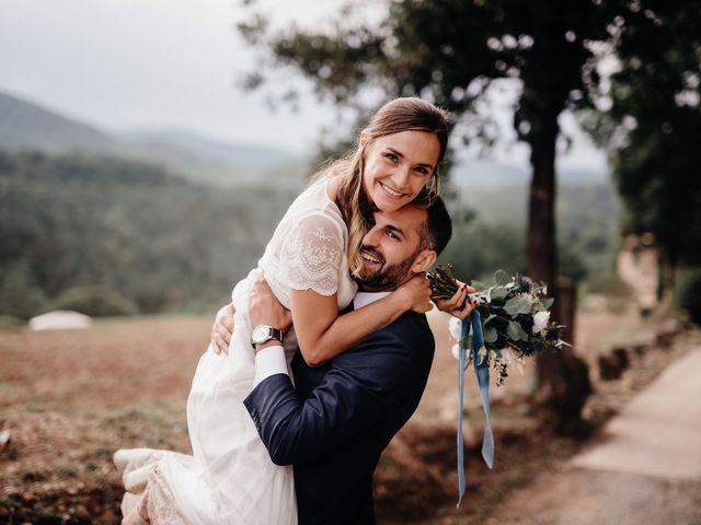 La boda de Albert y Gemma en Muntanyola, Barcelona 2