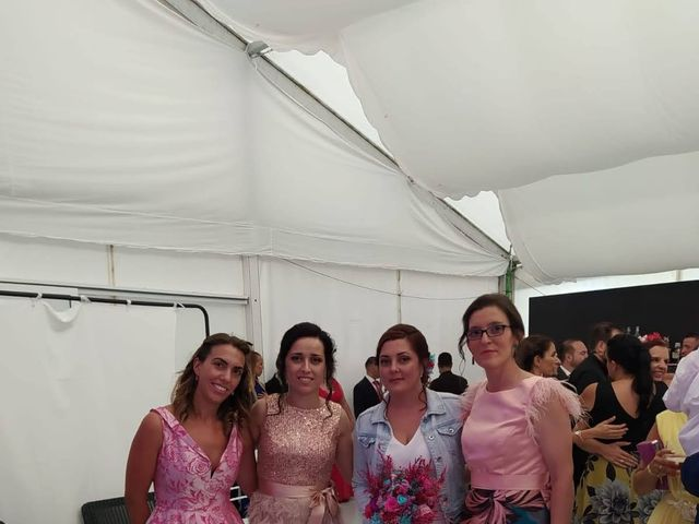 La boda de Javier  y Eva  en Villada, Palencia 2