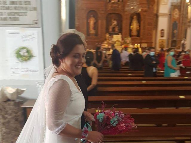 La boda de Javier  y Eva  en Villada, Palencia 4