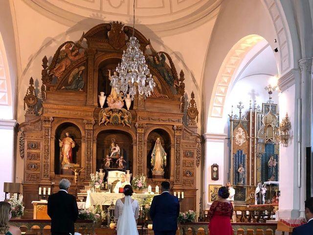 La boda de Javier  y Eva  en Villada, Palencia 5