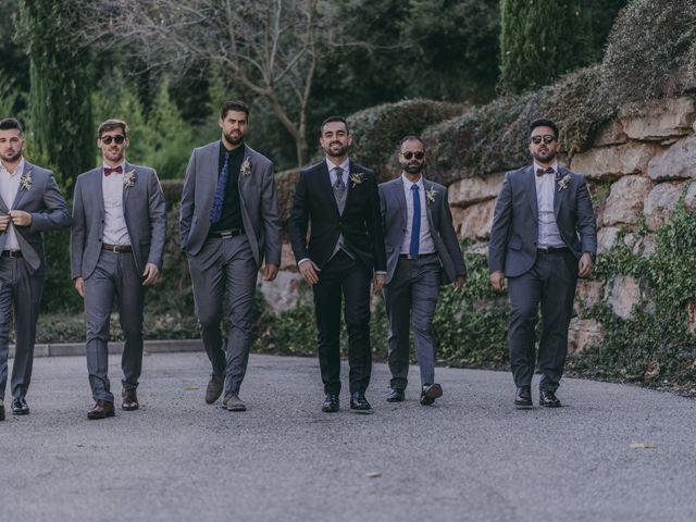 La boda de Neferty y Oriol en Matadepera, Barcelona 23