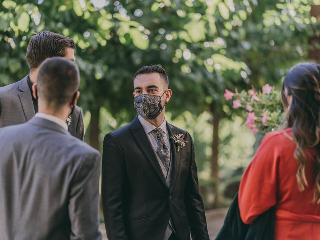 La boda de Neferty y Oriol en Matadepera, Barcelona 24