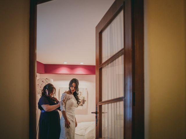 La boda de Neferty y Oriol en Matadepera, Barcelona 39