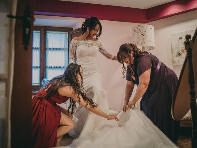 La boda de Neferty y Oriol en Matadepera, Barcelona 40