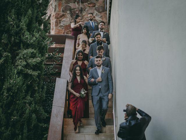 La boda de Neferty y Oriol en Matadepera, Barcelona 53
