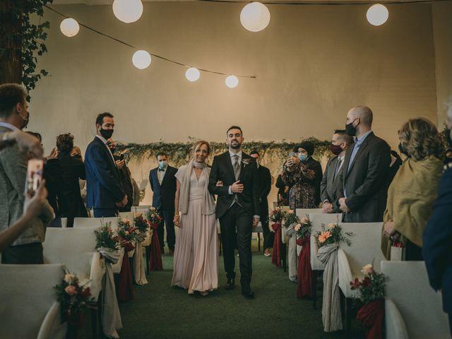 La boda de Neferty y Oriol en Matadepera, Barcelona 54