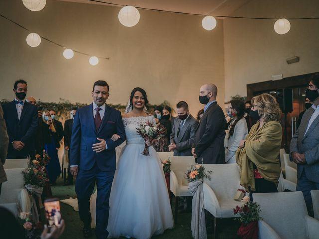 La boda de Neferty y Oriol en Matadepera, Barcelona 57
