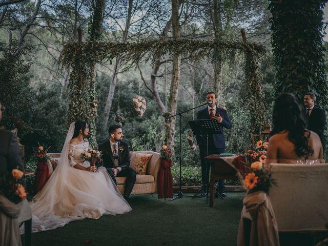 La boda de Neferty y Oriol en Matadepera, Barcelona 58