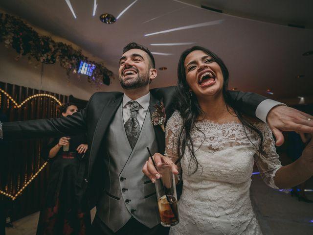 La boda de Neferty y Oriol en Matadepera, Barcelona 108