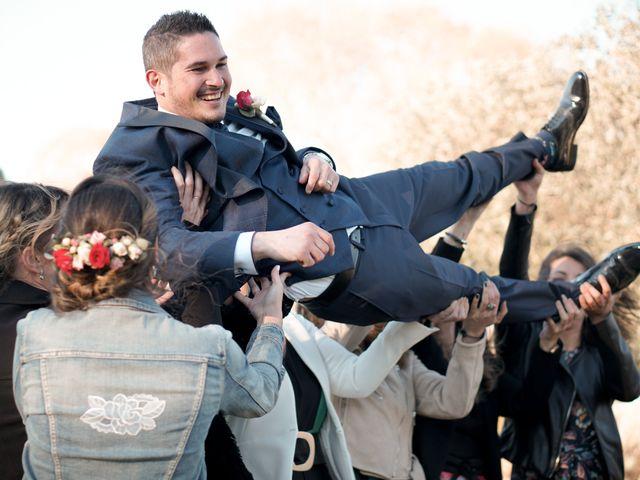 La boda de Sergi y Anna en Pontos, Girona 7