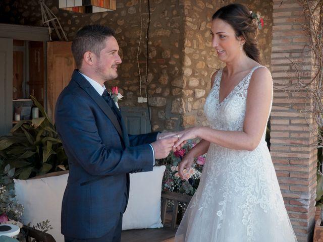 La boda de Sergi y Anna en Pontos, Girona 9