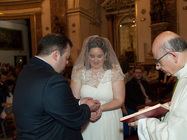La boda de Nieves y Jose María  en Valencia, Valencia 1