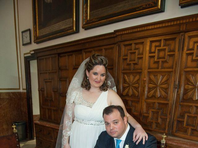 La boda de Nieves y Jose María  en Valencia, Valencia 4