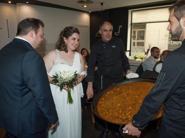 La boda de Nieves y Jose María  en Valencia, Valencia 2